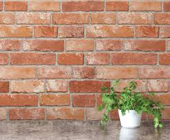 Self Stick Wallpaper by Wallstickery Brick Pattern Contact Paper Prepasted Wallpaper For