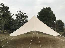 Bell Tent Awning Tent Shelter Tent Tarp Tent Accessories Waterproof Tent Awning