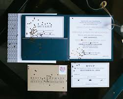 Custom Invitation 45 Best Pocket Folder Wedding Invitations Images On Pinterest
