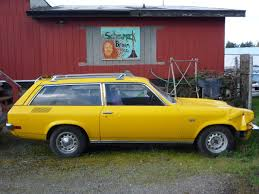 1973 Pinto Station Wagon Curbside Classics 1971 Small Cars Comparison Number 1