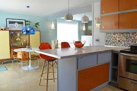 mid century kitchen design mid century modern kitchen design ideas interiors with vintage charm