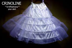how to make a petticoat crinoline sewing pattern free pattern tutorial craft
