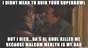 Arrow Meme - nationwide dead kid is malcom merlyns son arrow meme on imgur