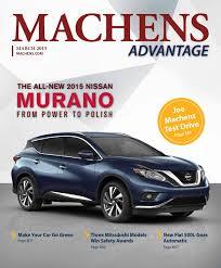 nissan murano yearly sales march machens advantage magazine by joe machens dealerships issuu