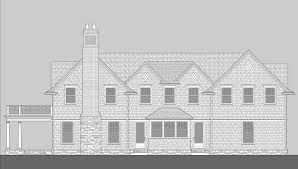 timber cove shingle style home plans by david neff architect