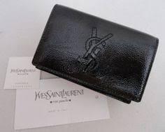ysl business card holder sure why not yves laurent leopard print card holder mr