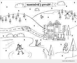 amazing best winter coloring sheets printable imagine impressive