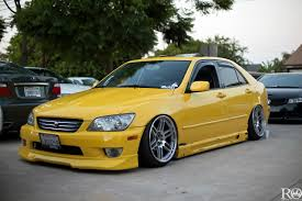 modified lexus is300 modified toyota altezza 1 tuning