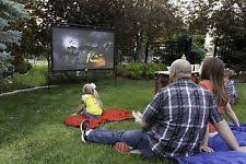 Backyard Projector Outdoor Home Theater Ebay