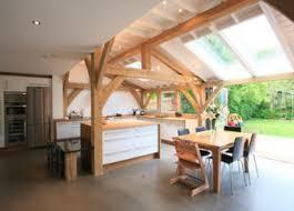 living oak oak frame home ideas pinterest extensions
