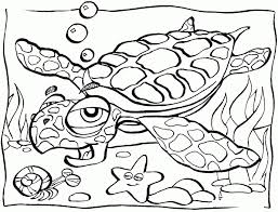 ocean animals coloring pages getcoloringpages in awesome and also