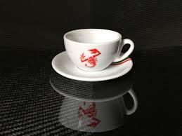 scorpion cappuccino cup u0026 saucer