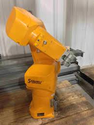 staubli rx90b used robot cs7mb controller 6 axes jointed