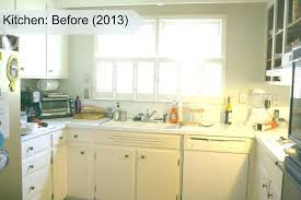 melamine paint for kitchen cabinets painting kitchen cabinets before and after freeyourspirit club