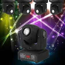gopher stage lighting store led stage pattern l 30w dmx 512 sound control auto rotating 9 11