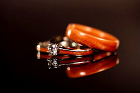 wood wedding rings inspirations about non traditional wedding rings
