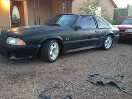 1990 Mustang Gt Black For Sale A 1990 Mustang Gt And A 1989 Mustang Gt Roller