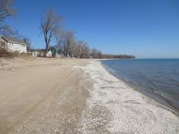 Pelee Island Cottage by Pelee Island Holiday Cottage Waterfront Finest Sand Swim Beach