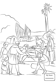 Coloring Pages Lds Christianity Bible Samuel The Lamanite Samuel Coloring Pages