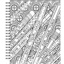 doodle house deluxe coloring book 739744172338 calendars com