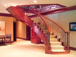 Custom Staircase Design Custom Made And Stock Wood Iron Stair Products And Components By