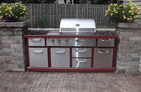 Custom Backyard Grills Outdoor Kitchens U0026 Grills Sal U0027s Landscaping