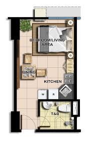 condo layout avida towers centera
