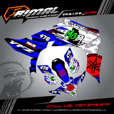 custom motocross helmet proofs primal x motorsports motocross graphics atv graphics