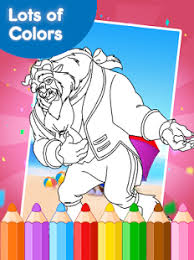 beauty princess coloring games android apps on google play