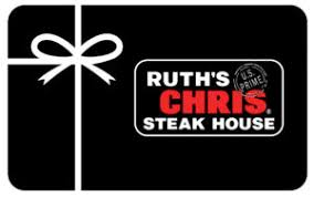 ruth chris gift cards ruth chris steakhouse gift card gift card ideas