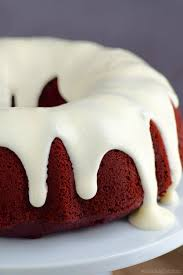 red velvet sour cream bundt cake wine u0026 glue