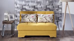twist sofa bed with storage
