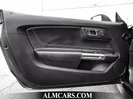 Black 2015 Ford Mustang 2015 Used Ford Mustang 2dr Fastback Gt At Atlanta Luxury Motors