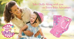 Kids Girls Dolls 4 Wheeler Amazon Com Ride Along Dolly Doll Bike Seat With Decorate Yourself