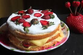 swedish summer cake recipe strawberry cream cake recipe yummy