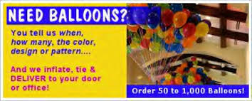 order helium balloons for delivery bulk balloons palm balloon event decorating ideas