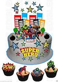 2m x 25mm marvel avengers super hero grosgrain ribbon for cake u0027s