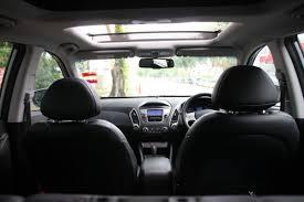 2011 Hyundai Tucson Interior Suv Shootout Mitsubishi Asx Vs Nissan X Trail Vs Honda Cr V Vs