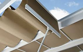 Aluminum Awning Kits Low Maintenance Engineered Pergola Kits By Trex