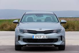 kia unveils optima plug in hybrid the next step in its u0027green