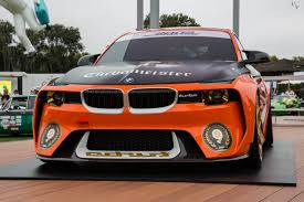 orange cars bmw 2002 hommage looks even better in orange and black autoguide