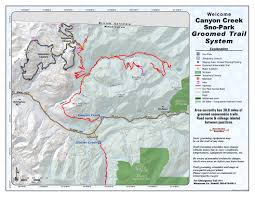 Winthrop Washington Map by Mount Baker Methow Washington State Parks And Recreation