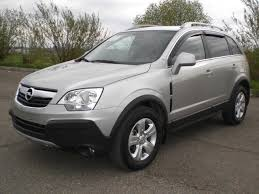 opel antara 2007 2008 opel antara pictures 2 4l gasoline automatic for sale