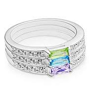 personalized birthstone rings personalized birthstone jewelry at things remembered
