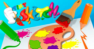 paint online a free draw art and creativity game for kids