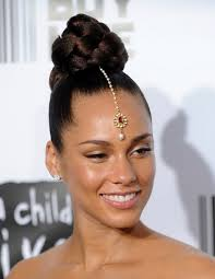 black bun hairstyles simple hairstyle for african american hair bun hairstyle african