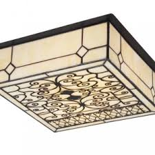 Sale Ceiling Lights Style Ceiling Lights Stained Glass Fixtures For Sale