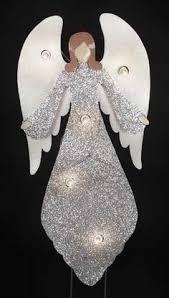 lighted christmas yard angels solar led lighted angel holiday garden stake lighted christmas