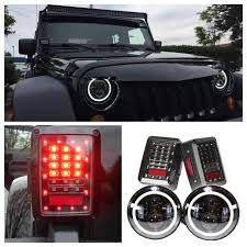 Jeep Jk Tail Light Covers Jeep Wrangler Jk Products