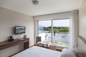 chambre des m騁iers ile de chambre familiale mer terrasse chambres hotel à ile en mer